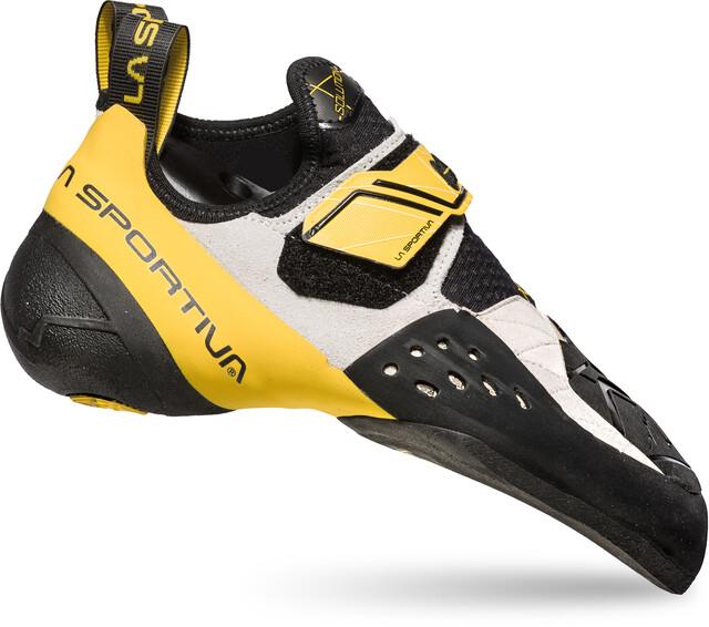 Sportiva Whiteyellow Herren Solution Climbing La Shoes tdsQrxBhC